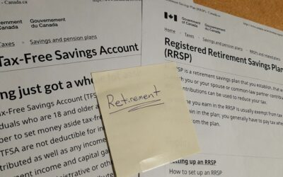 RRSP and TFSA – What's What?