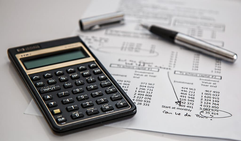 Consolidation Loans done with calculator