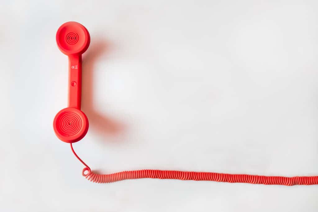 get financial advice telephone/contact options